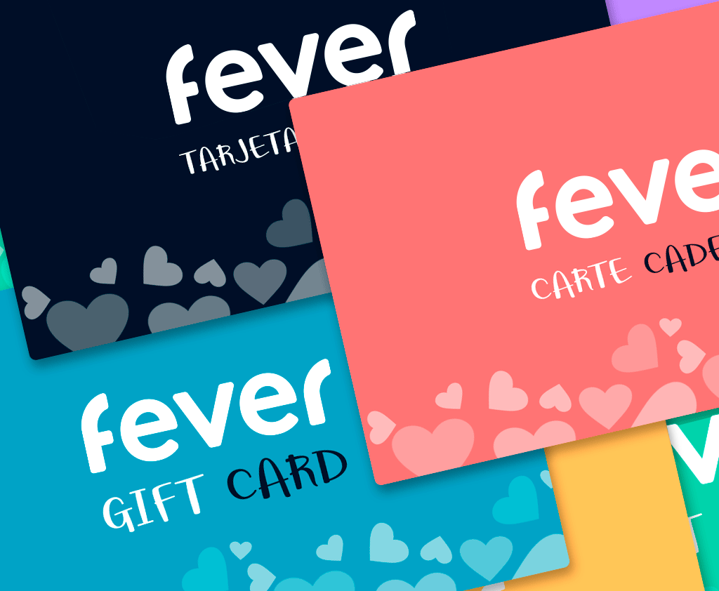 Gift London - Fever Gift Card | Fever Gift card